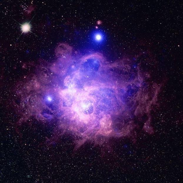 Image credit: X-ray: NASA/CXC/CfA/R. Tuellmann et ao.; Optical: NASA/AURA/STScl/J. Schmidt